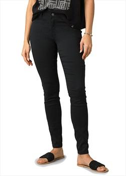 Prana Womens Briann Regular Women's All-Purpose Trousers, M Black