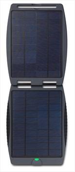 PowerTraveller Solar Gorilla Multi Voltage Solar Charger, Black