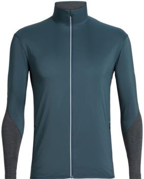 Icebreaker Tech Trainer Hybrid Jacket, S Nightfall