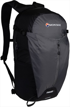 Montane Mezzo Lightweight Day Backpack, 22L Charcoal