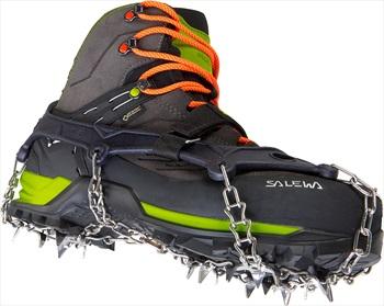 Salewa MTN Spike Micro Crampons, Small (UK 3.5-5.5) Black