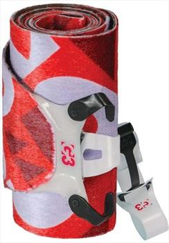 G3 Minimist Universal+ 130mm Climbing Skins Pair, 130mm, Med White