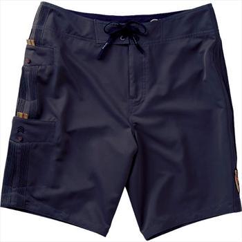 "Analog Martinez Board Shorts, 28"", Black"