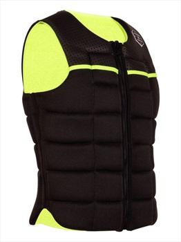 Liquid Force Flex Wakeboard Impact Vest, XS Black Yellow 2021