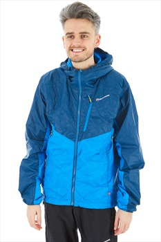 Montane Prism Insulated Hiking/Climbing Jacket S Narwhal Blue