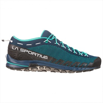 La Sportiva Womens TX2 Womens Approach Shoe, UK 7 / EU 40.5 Opal/Aqua