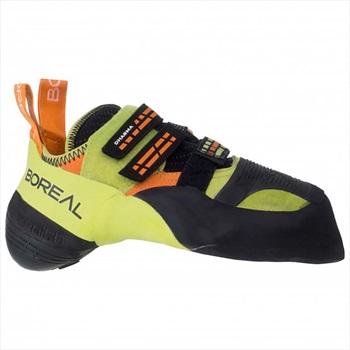 Boreal Dharma Rock Climbing Shoe, UK 8   EU 42 Green