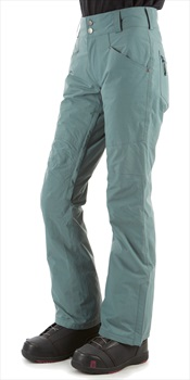 Dakine Westside Insulated Women's Ski/Snowboard Pants, XL Balsam