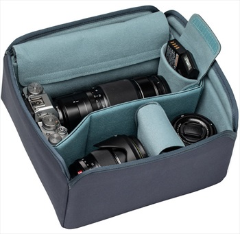 Shimoda Pocket Kit Camera Carry Case, Mirrorless Blue