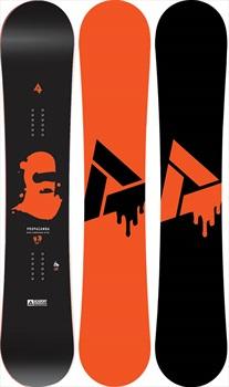 Academy Propacamba Positive Camber Snowboard, 153cm 2020