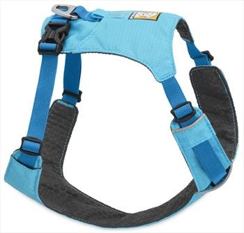 Ruffwear Hi & Light Harness Active Dog Harness - S, Blue Atoll