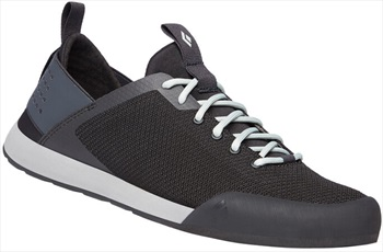 Black Diamond Session Women's Approach Shoes, UK 7.5 Black/Atmosphere