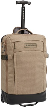 Burton Multipath Carry-On Travel Bag, 40L Timber Wolf Ripstop