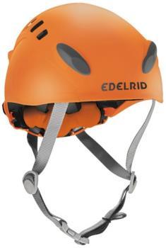 Edelrid Adult Unisex Madillo Climbing Helmet, 52-62cm Sahara/Slate