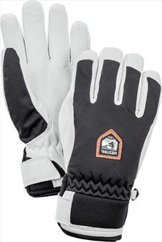 Hestra Womens Moje Czone Women's Ski/Snowboard Gloves, S Black