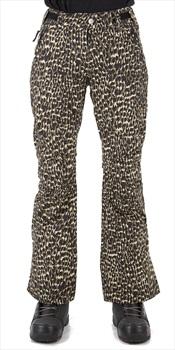 Wearcolour Blaze Women's Ski/Snowboard Pants XS Forest Leo