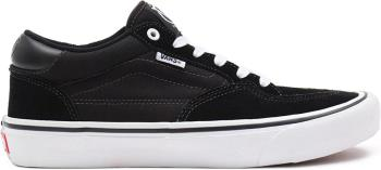 Vans Rowan Pro Skate Trainers/Shoes, UK 8.5 Black/White