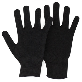 Horizon Verbier Thermolite Thermal Glove Liners Kid's Black