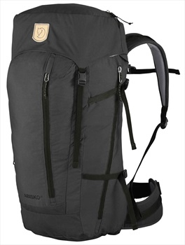 Fjallraven Abisko Hike 35 Trekking Backpack, 35L Stone Grey