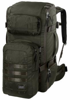 Jack Wolfskin TRT 65 Travel Backpack, 65L Pinewood