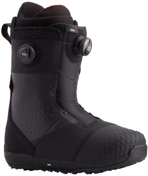 Burton Ion Boa Men's Snowboard Boots, UK 8.5 Black 2021
