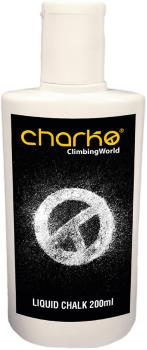Charko Liquid Chalk Rock Climbing Quick Dry Chalk, 200ml White