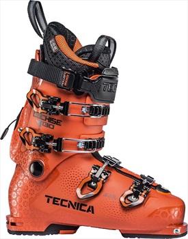 Tecnica Adult Unisex Cochise 130 Dyn Ski Boots, 29/29.5 Orange/Black 2020