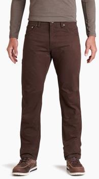 Kuhl Free Rydr Regular 4 Season Trousers, 36/32 Espresso