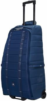Douchebags The Little Bastard Wheeled Luggage Bag 60L Deep Sea Blue