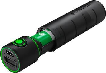 Led Lenser FLEX3 Power Bank 3.63 V 3400mAh Battery Pack Black