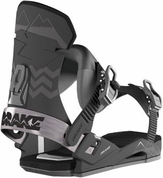 Drake Reload Snowboard Bindings, M/L Black 2019