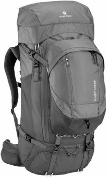 Eagle Creek Adult Unisex Deviate Travel Pack - 60L Graphite