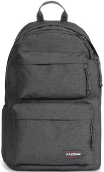 Eastpak Padded Double Commuting School Day Pack Black Denim