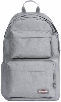 Eastpak Padded Double Commuting School Day Pack Sunday Grey