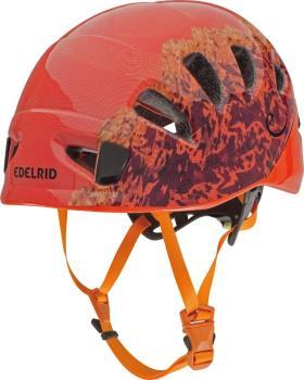 Edelrid Adult Unisex Shield 2 Kids Helmet Kids Climbing Helmet, 52- 62 Cm Sahara