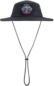 bro! Sunset Shred Club Boonie Hat, One Size Black