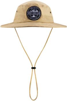bro! Sunset Shred Club Boonie Hat, One Size Sand