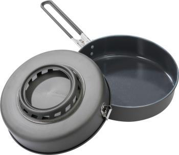 MSR WindBurner Ceramic Skillet CV2 Nonstick Camp Frying Pan, 21cm