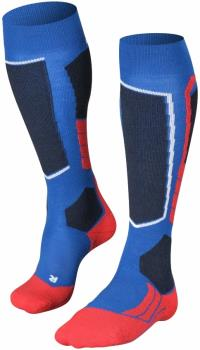 Falke SK2 Merino Wool Ski Socks, UK 9.5-10.5 Olympic