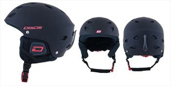Dirty Dog Orbit Kids Snowboard/Ski Helmet Kids XS Matte Black Kids