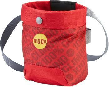 Moon Sport Rock Climbing Chalk Bag, 100% True Red