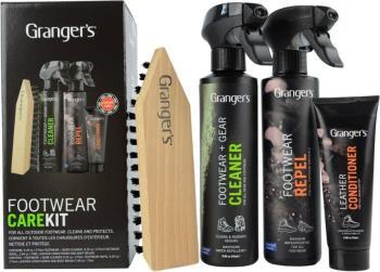 Grangers Footwear Care Kit Universal Footwear Cleaner