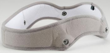Bern Women's Summer Helmet Liner, S, Grey, Zip Mold