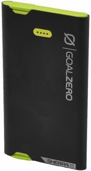 Goal Zero Sherpa 15 Power Bank Compact USB Device Charger, 3870mAh