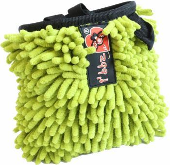 i'bbz Rasta Rock Climbing Chalk Bag, Green
