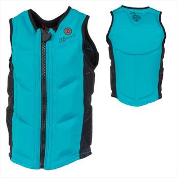 O'Brien Spark Ladies Wakeboard Impact Vest, L Blue 2020