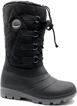 Olang Fantasy Women's Winter Snow Boots UK 4.0/5.0 Black