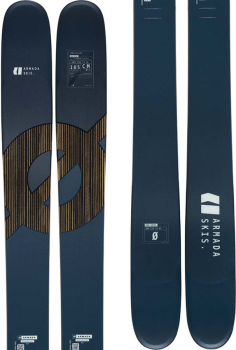 Armada ARV 116 JJ UL Skis 185cm, Dark Blue, Ski Only, 2022
