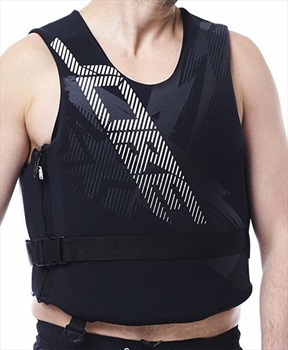 Jobe Ruthless Neo Side Entry Impact Vest, XXL Black