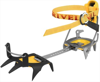 Grivel Haute Route Ski Touring Crampon, UK 2-12 Yellow